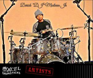 Derick 'DJ' McEleeven Jr.