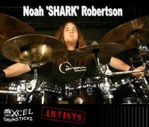 Noah 'Shark' Robertson