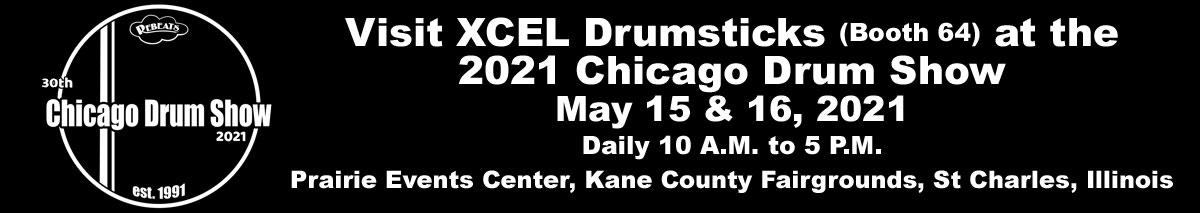 Chicago Drum Show 2021